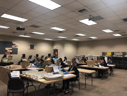 Riverside County Of Registrar Of Voters Works 2018