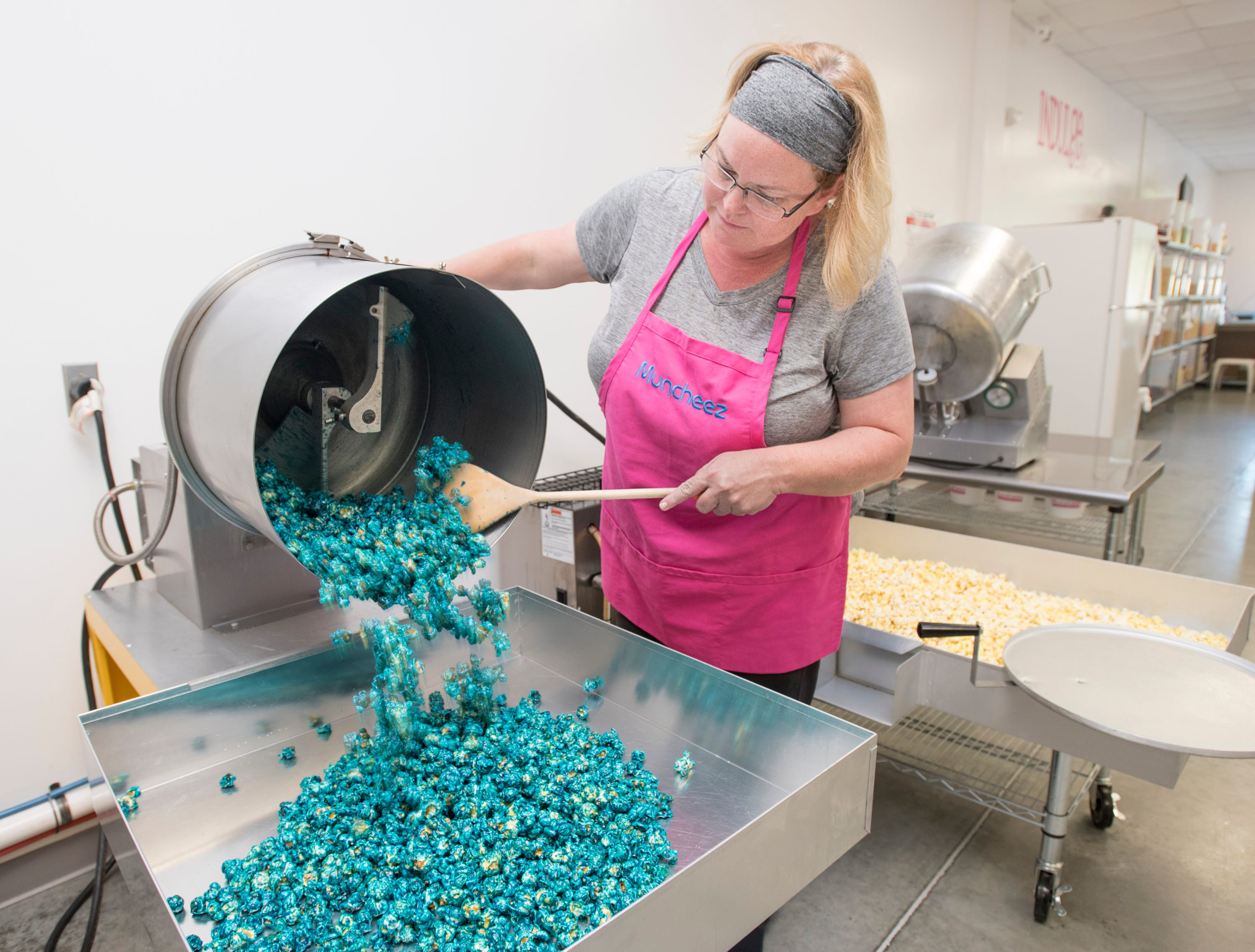 Muncheez gourmet popcorn, ice cream and sweet shop opens in Northwest Pensacola