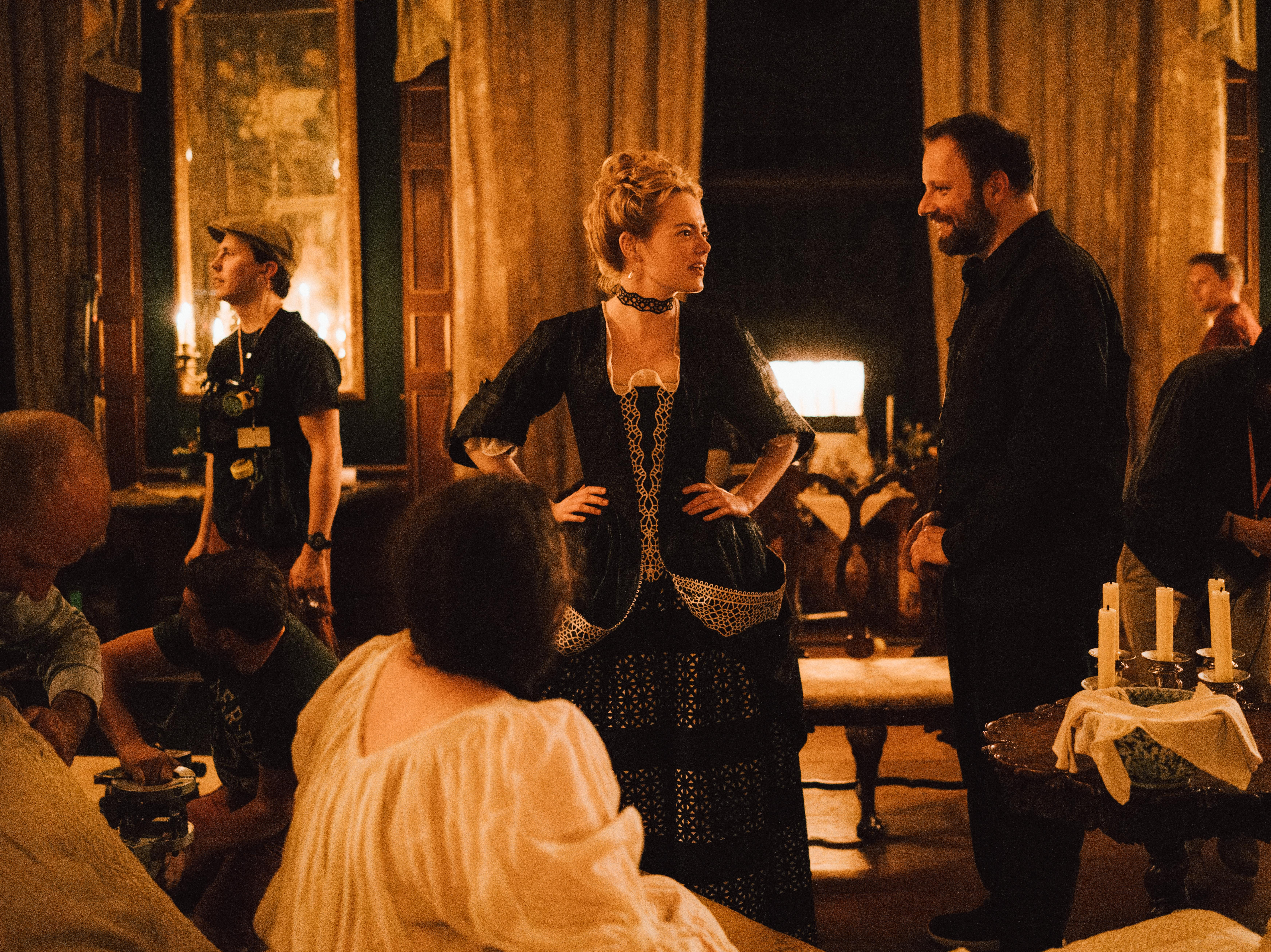 New movies this week: 'The Favourite,' 'The Mercy,' 'Becoming Astrid'