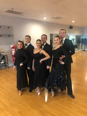 Six Arizona dancers from the Fred Astaire Dance Studio will perform in the Macy's Thanksgiving Day Parade on Nov. 22, 2018.