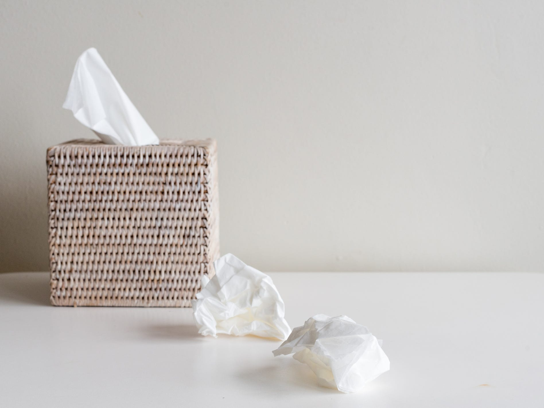 Arizona flu cases down from last year, above five-year average
