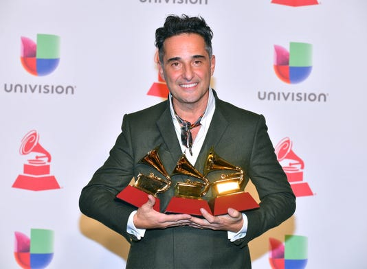 The 19th Annual Latin Grammy Awards Press Room