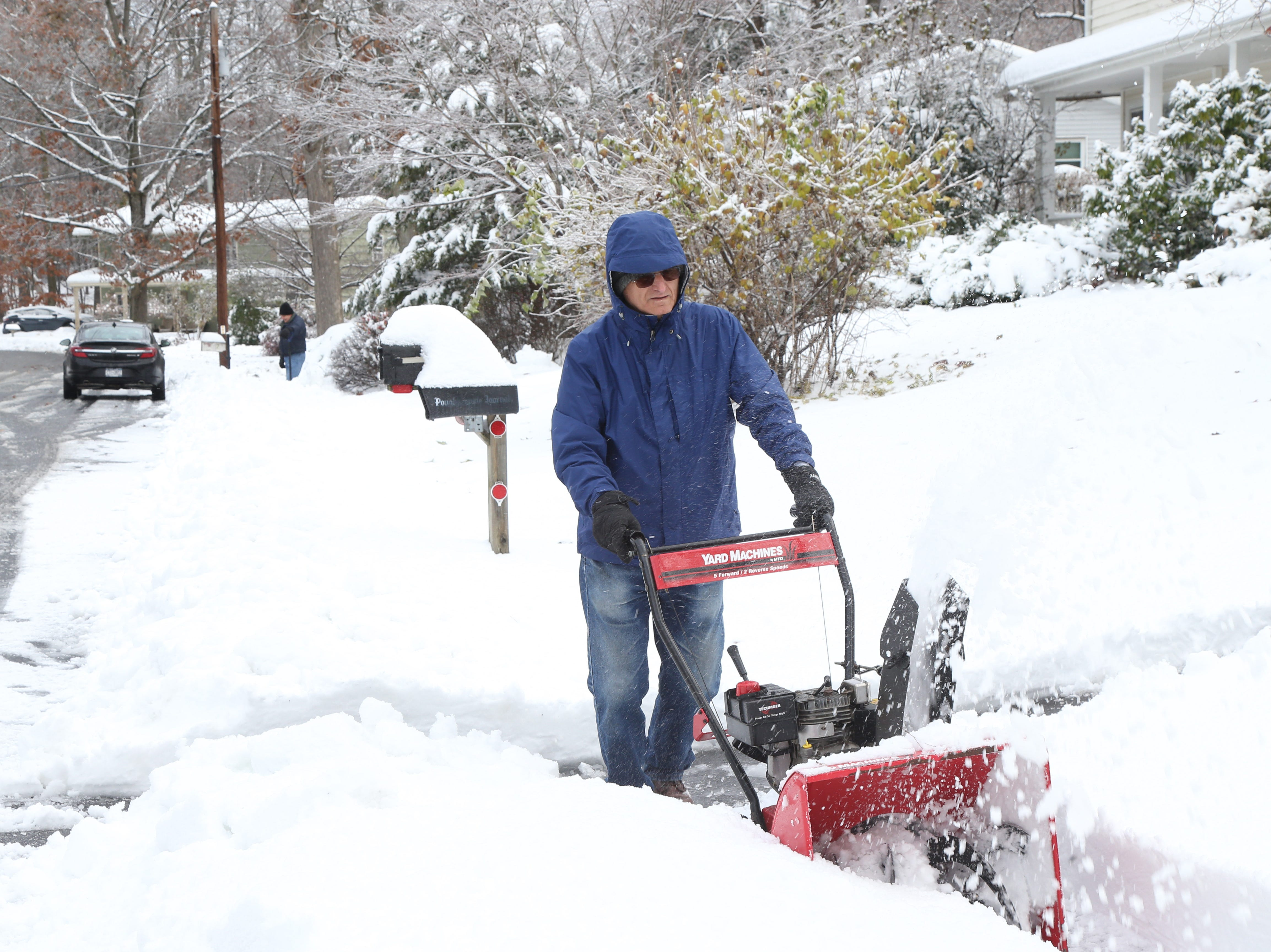 How southern Dutchess coped with more than a foot of snow