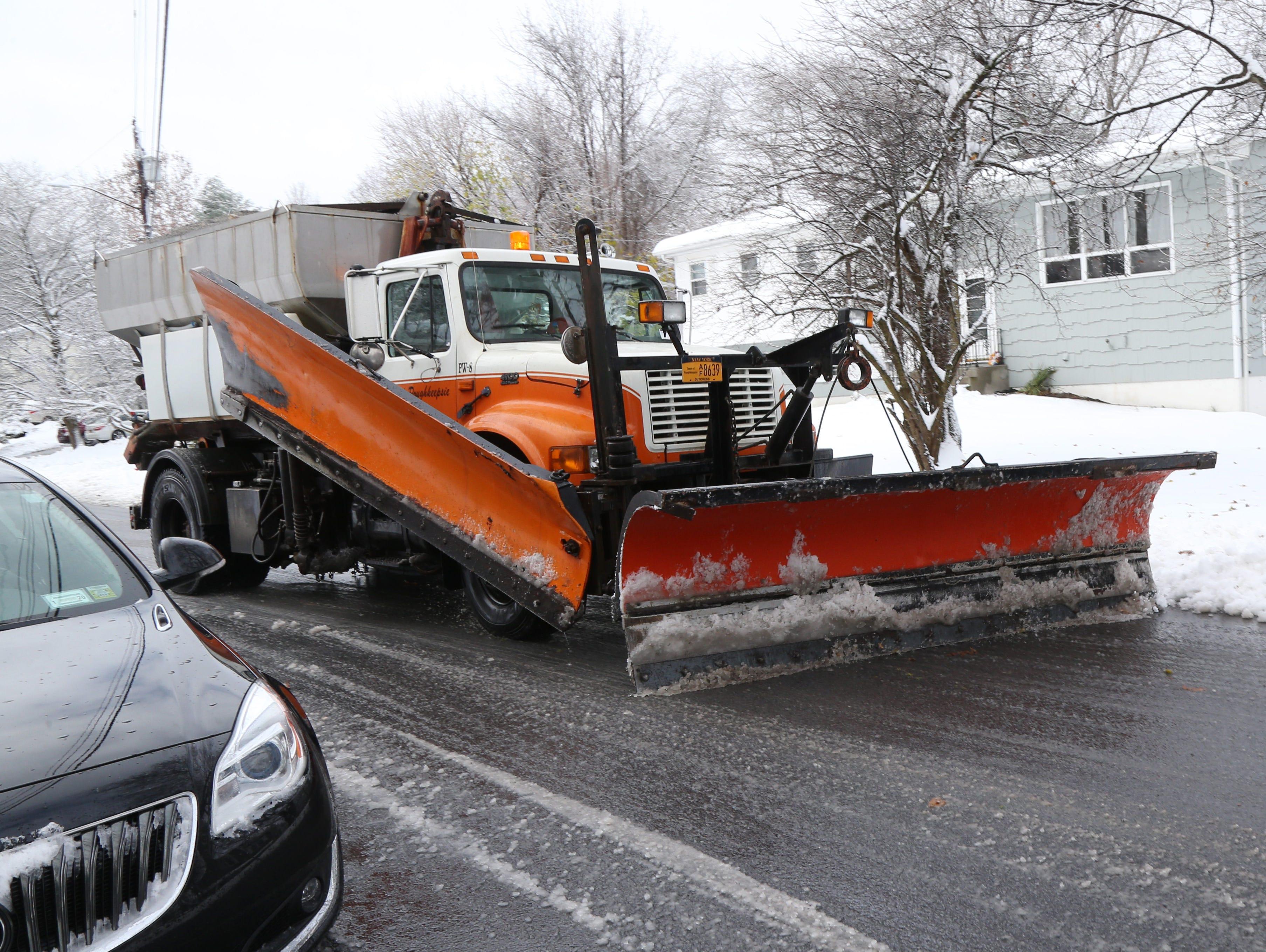 How was your commute? Snow wreaks havoc on roads