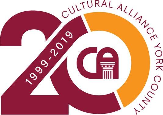 Cayc 20th Anniversary Logo