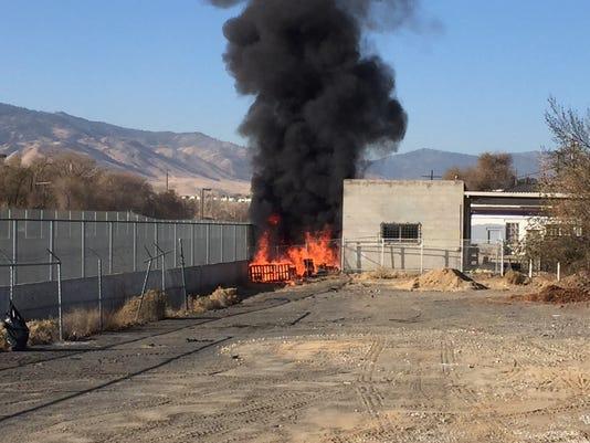 Keystone Fire 1