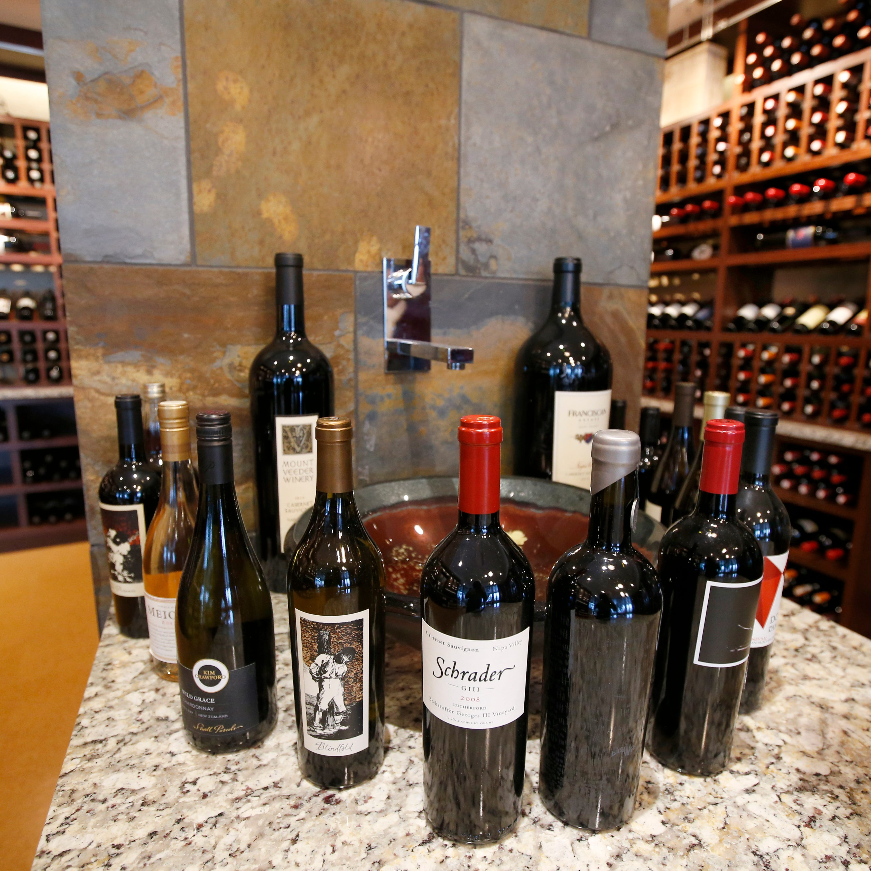 Here are the wines, spirits Gallo bought from Constellation