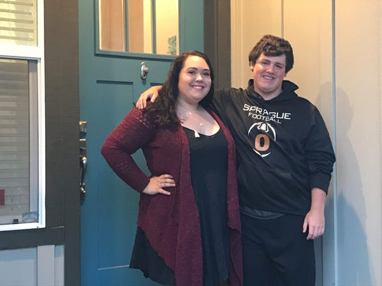 Ben McMann was close with his older sister, Lauren. They were looking forward to attending the same school this year. Ben was a freshman, and Lauren is a senior.