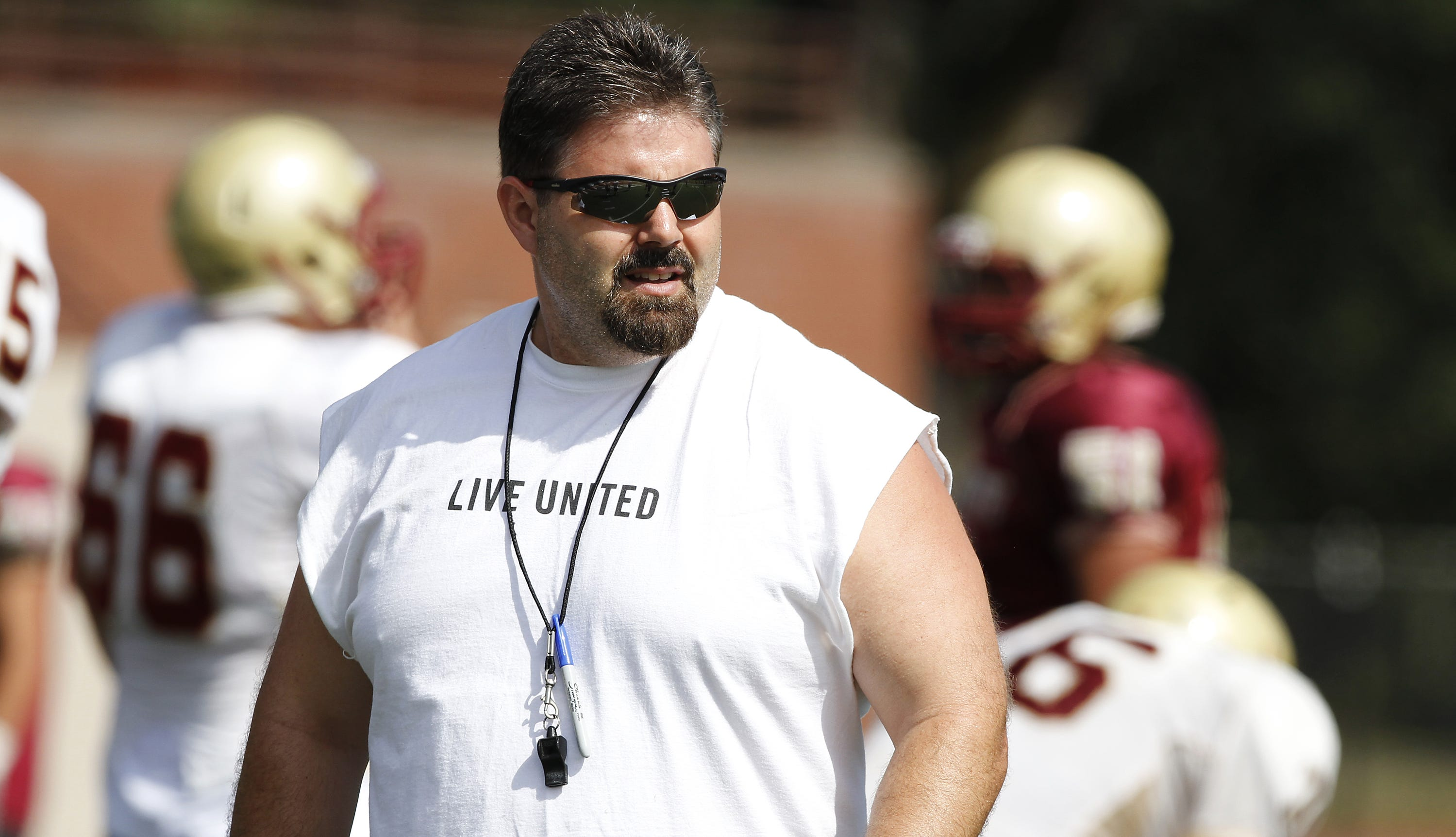 Glen Fowles had a 26-39 overall record in seven seasons as head football coach at Willamette University.