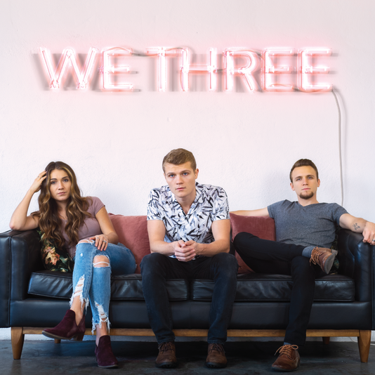 We Three Debut Album Copy