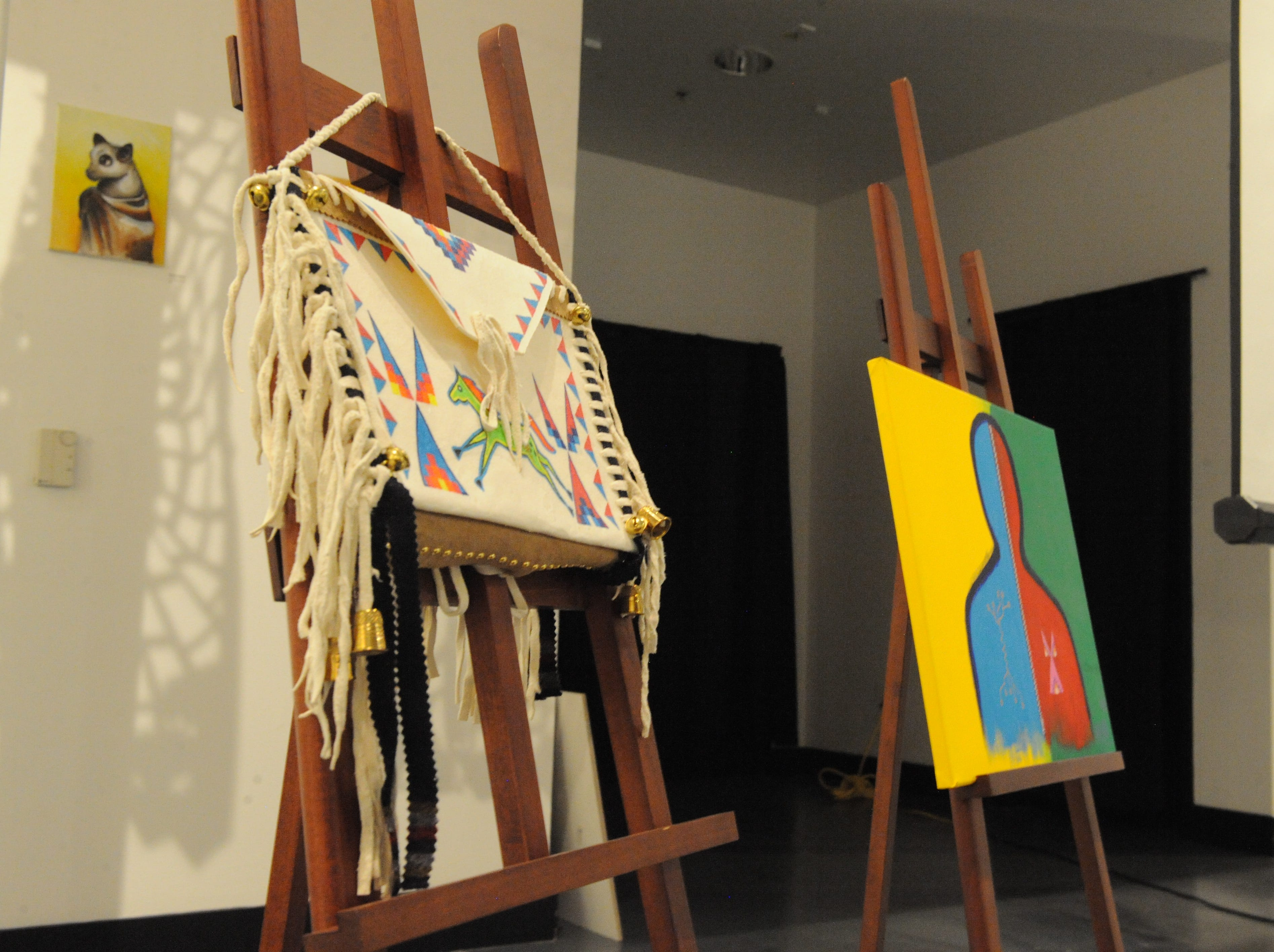 The Rock Your Mocs event took place at the CSUMB Salinas Center for Arts and Culture Thursday evening.