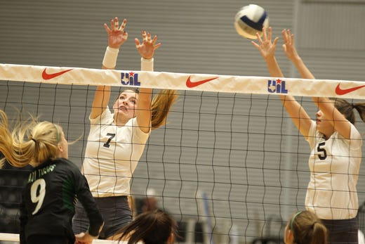 Water Valley volleyball falls in Class 1A state final to Neches
