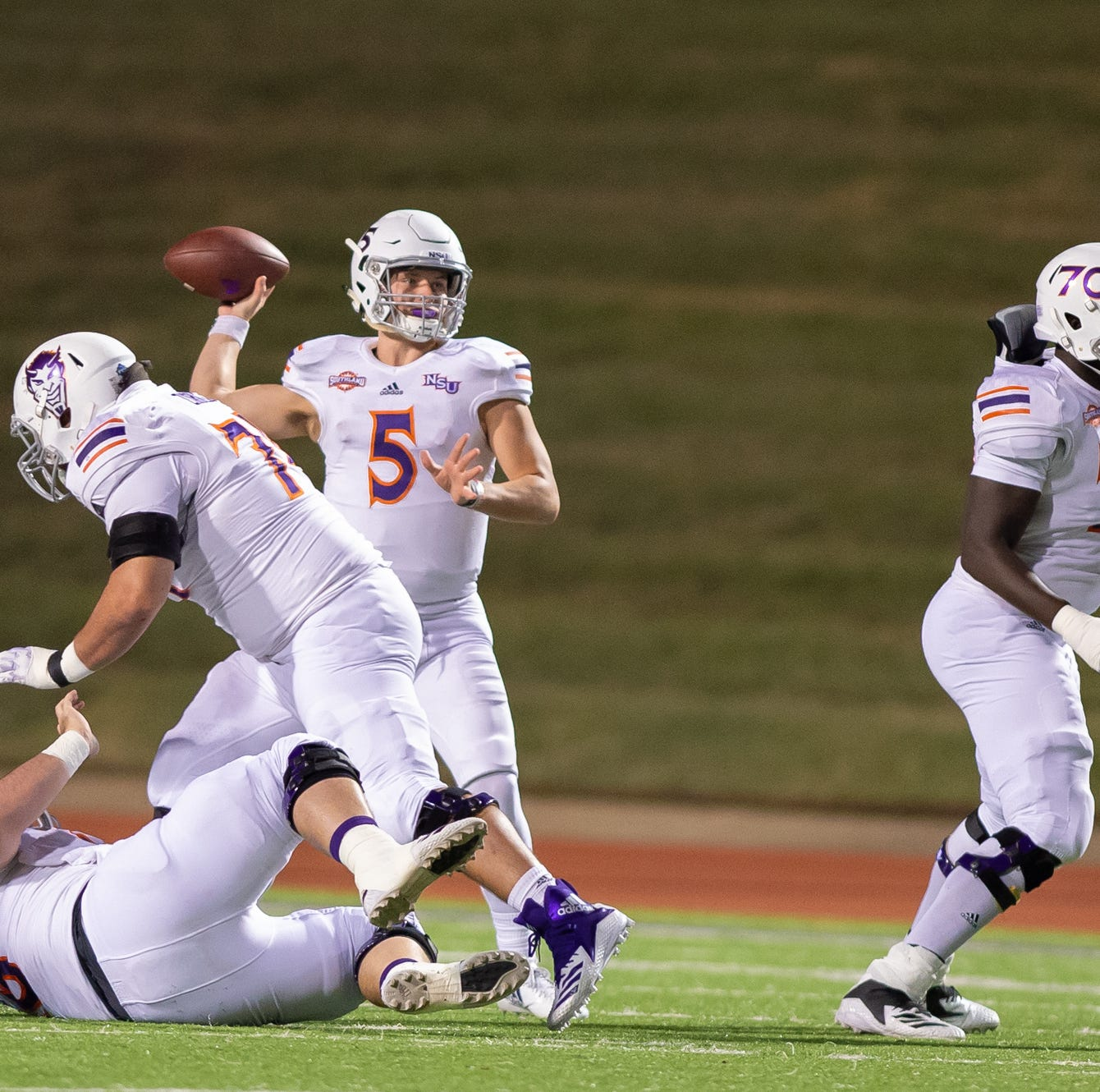 Northwestern State rallies in second half to defeat Stephen F. Austin