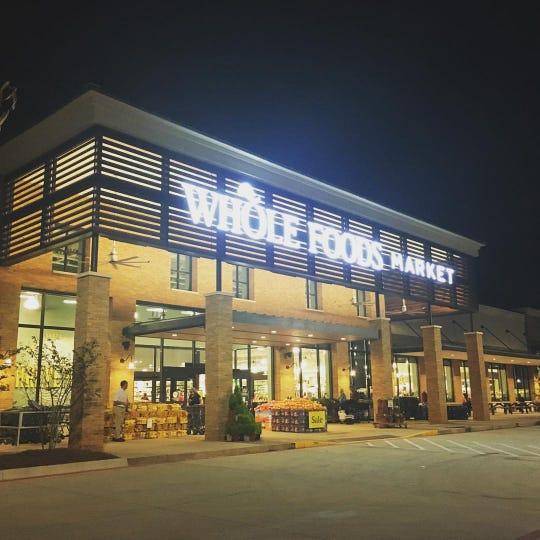 Whole Foods in Shreveport.