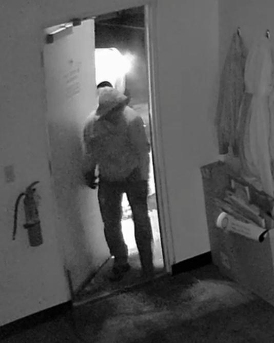 Mitchell burglary