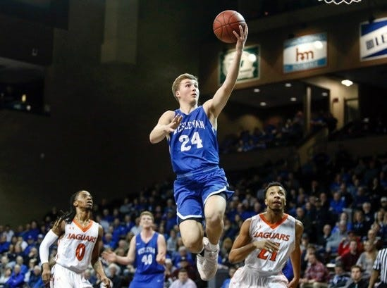 Hoglund setting the pace at DWU