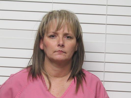 Ozark theft suspect Cook Karen