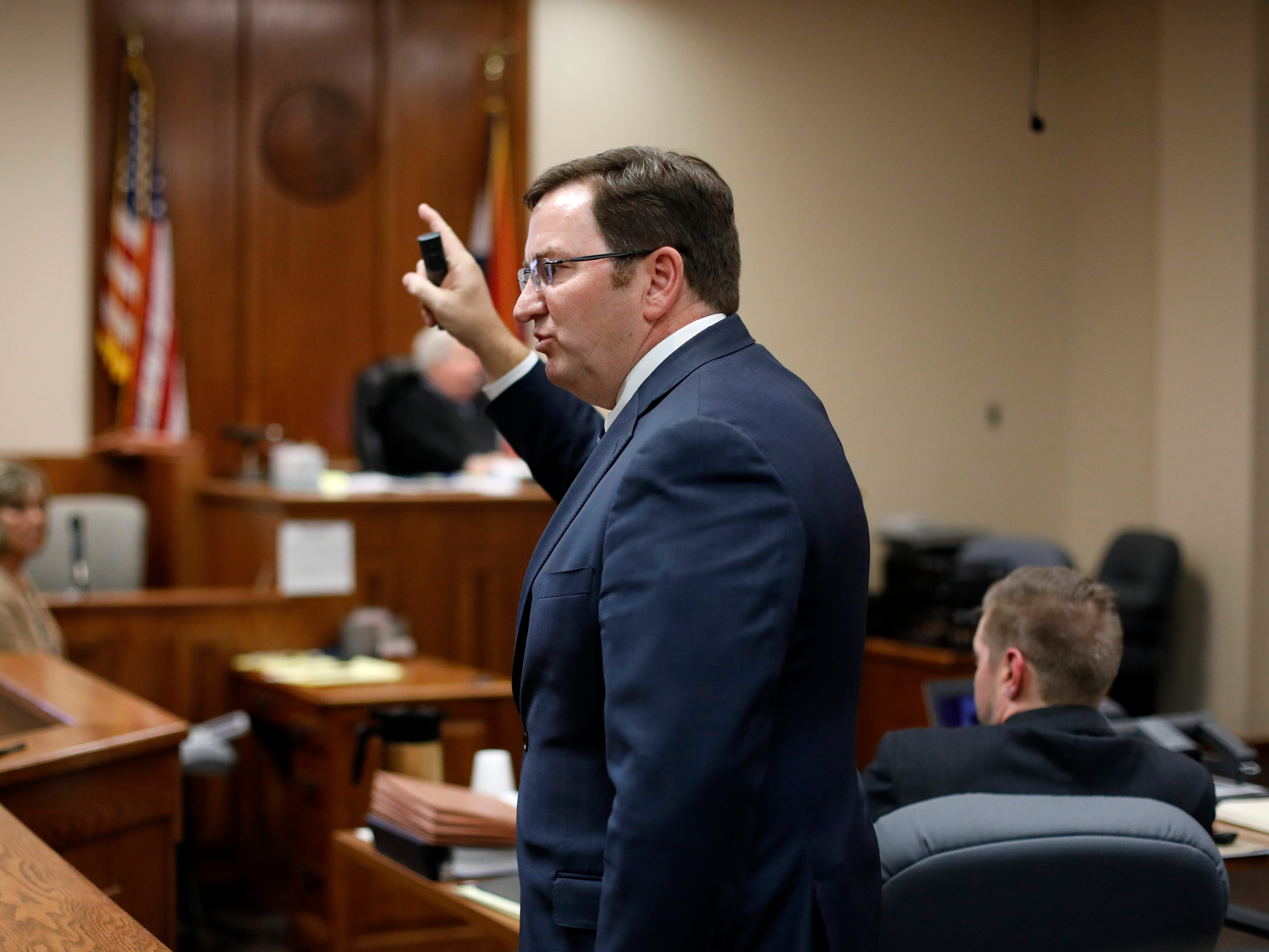 The prosecution and defense wrapped up the last day of the Nicholas Godejohn trial with their closing arguments on Friday, Nov. 16, 2018.