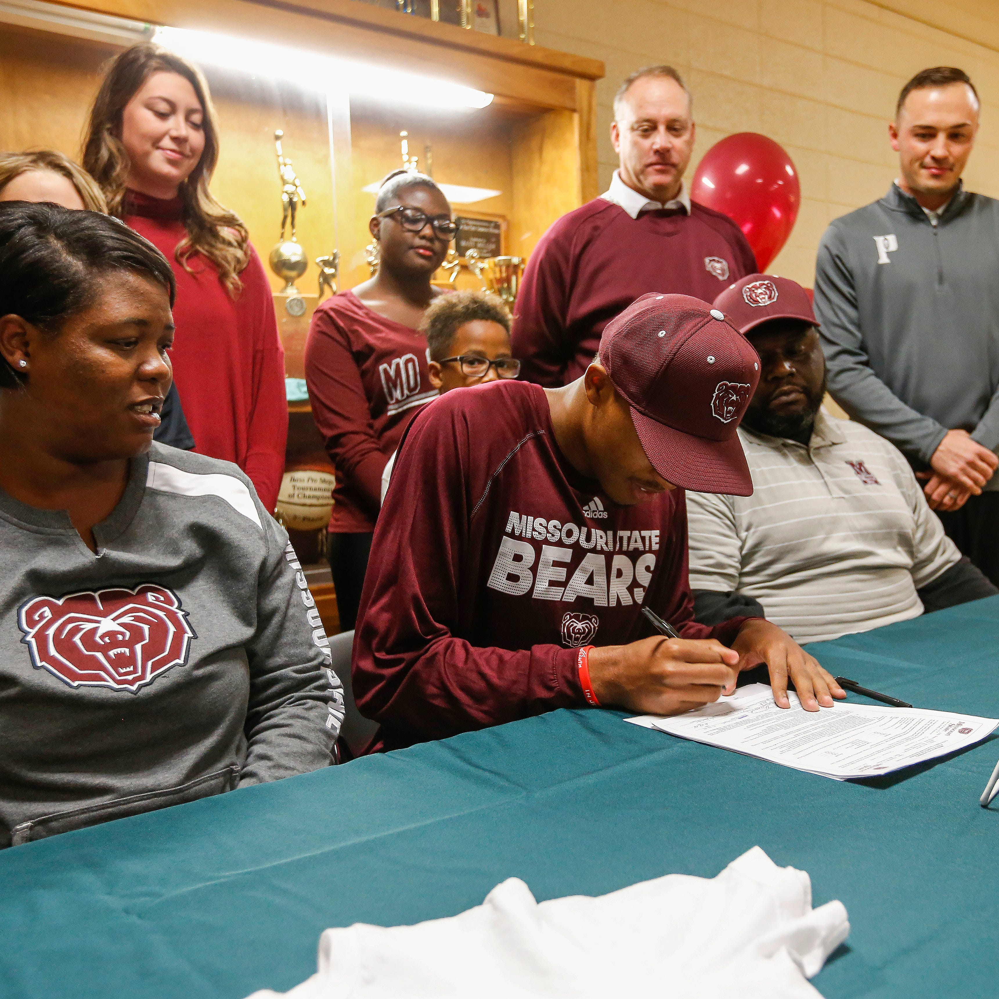 Parkview's Tyem Freeman signs with MSU; Dana Ford says 'he did us a big favor'
