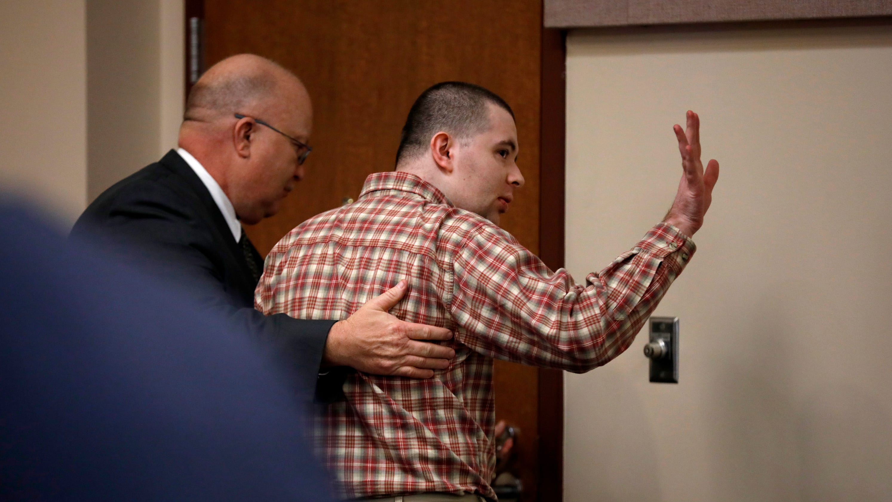 Jury finds Nicholas Godejohn, a Big Bend man, guilty in the murder of his girlfriend's mother