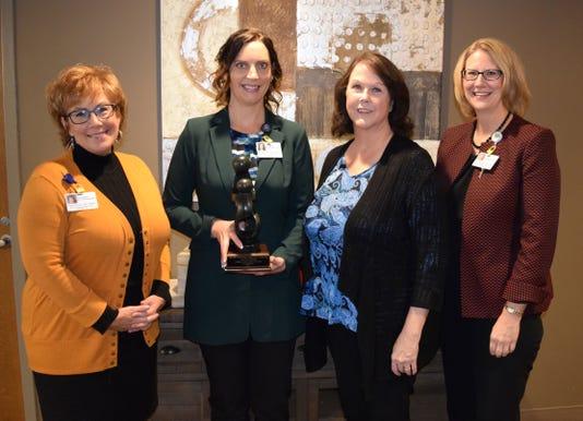 Colleen Porwoll National Daisy Award