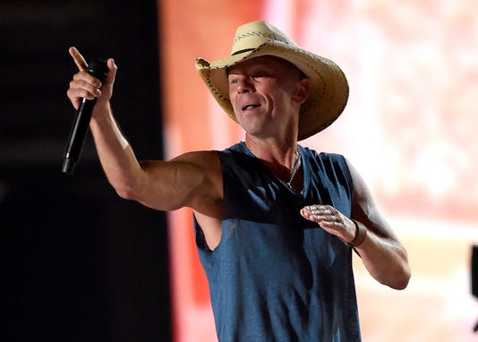 Kenny Chesney art
