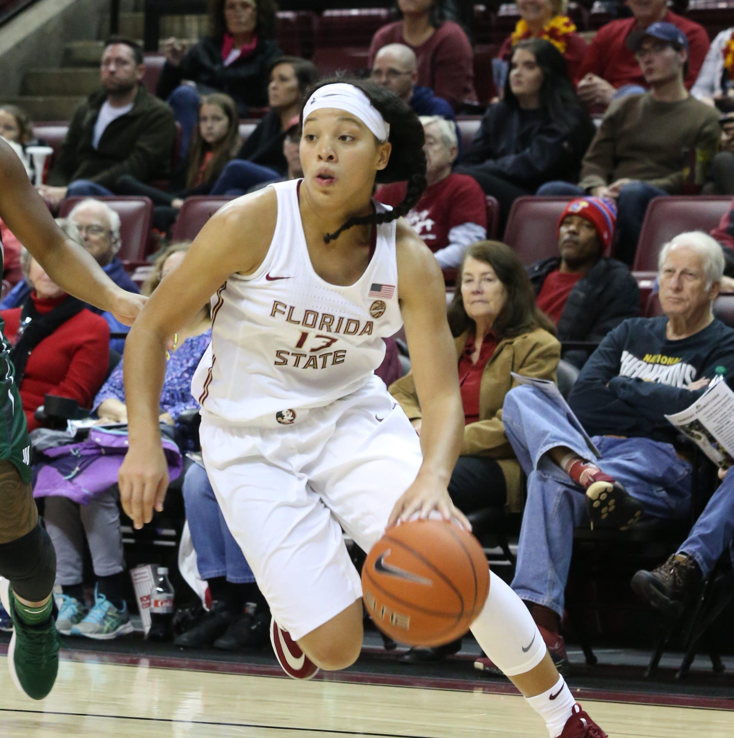 Florida State women's basketball closes out season-opening homestand vs. LSU