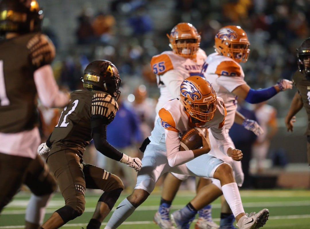 El Paso high school football playoffs: Live coverage of Austin-Canutillo