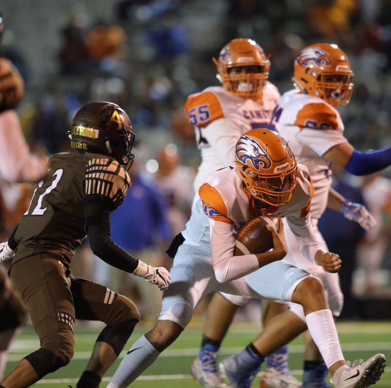 El Paso high school football playoffs: Live coverage of Austin-Canutillo