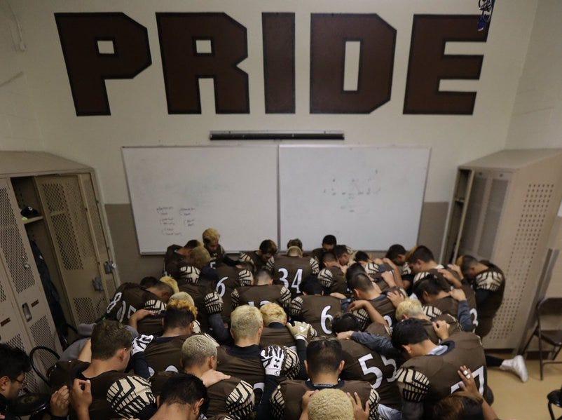 El Paso high school football: Austin advances in Class 5A football playoffs