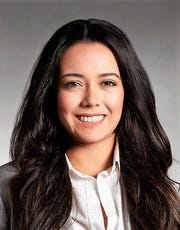 "Isabela ""Bella"" Mena, accounting and finance manager at Mithoff Burton Partners."