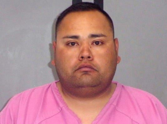 Texas National Guard member arrested for sexual assault was fired by the El Paso County Sheriff's Office.