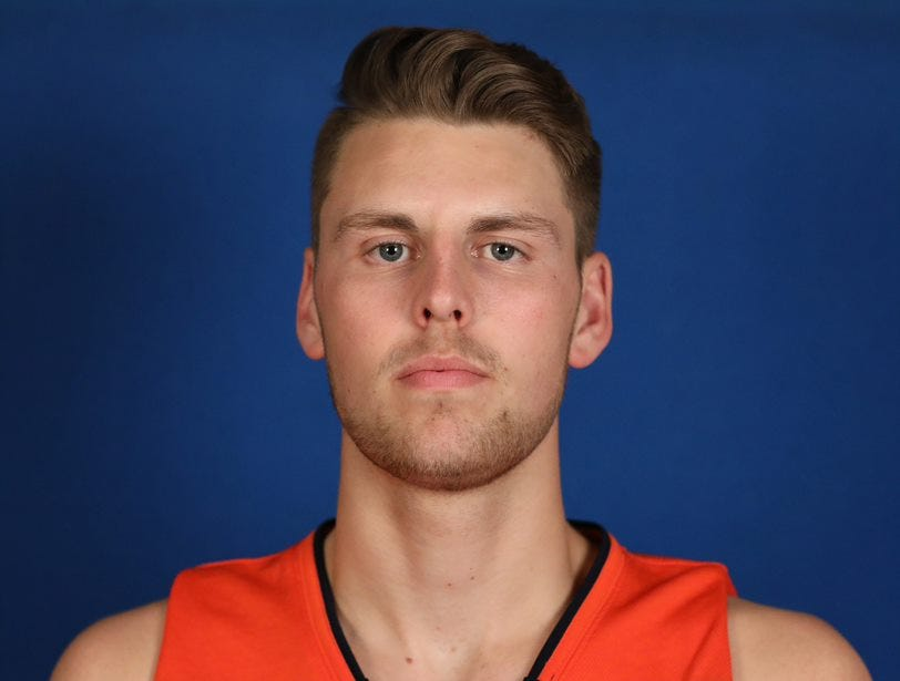 This Australian basketball player is making an impact at COS
