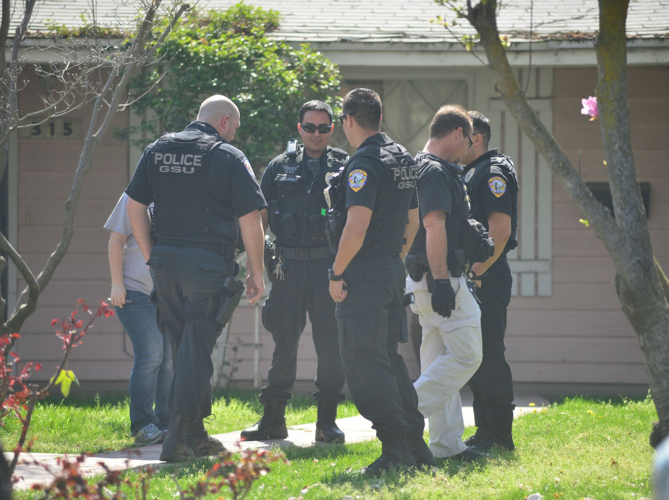 Visalia Chief: 'We are angry' after 2 cops arrested, face prison
