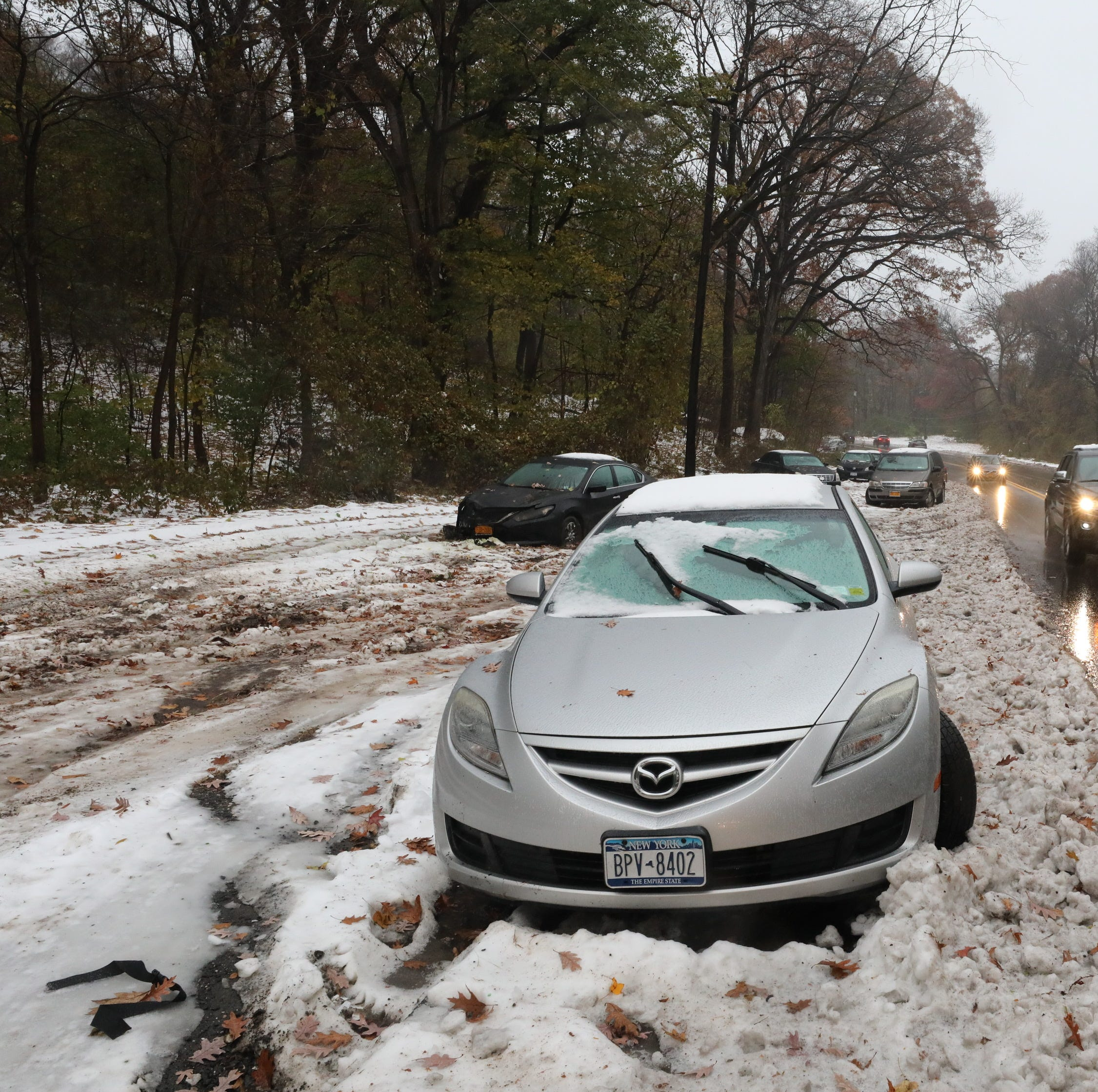 Nightmare: How the snowstorm caught commuters, officials by surprise