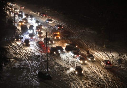 Yonkers Snow
