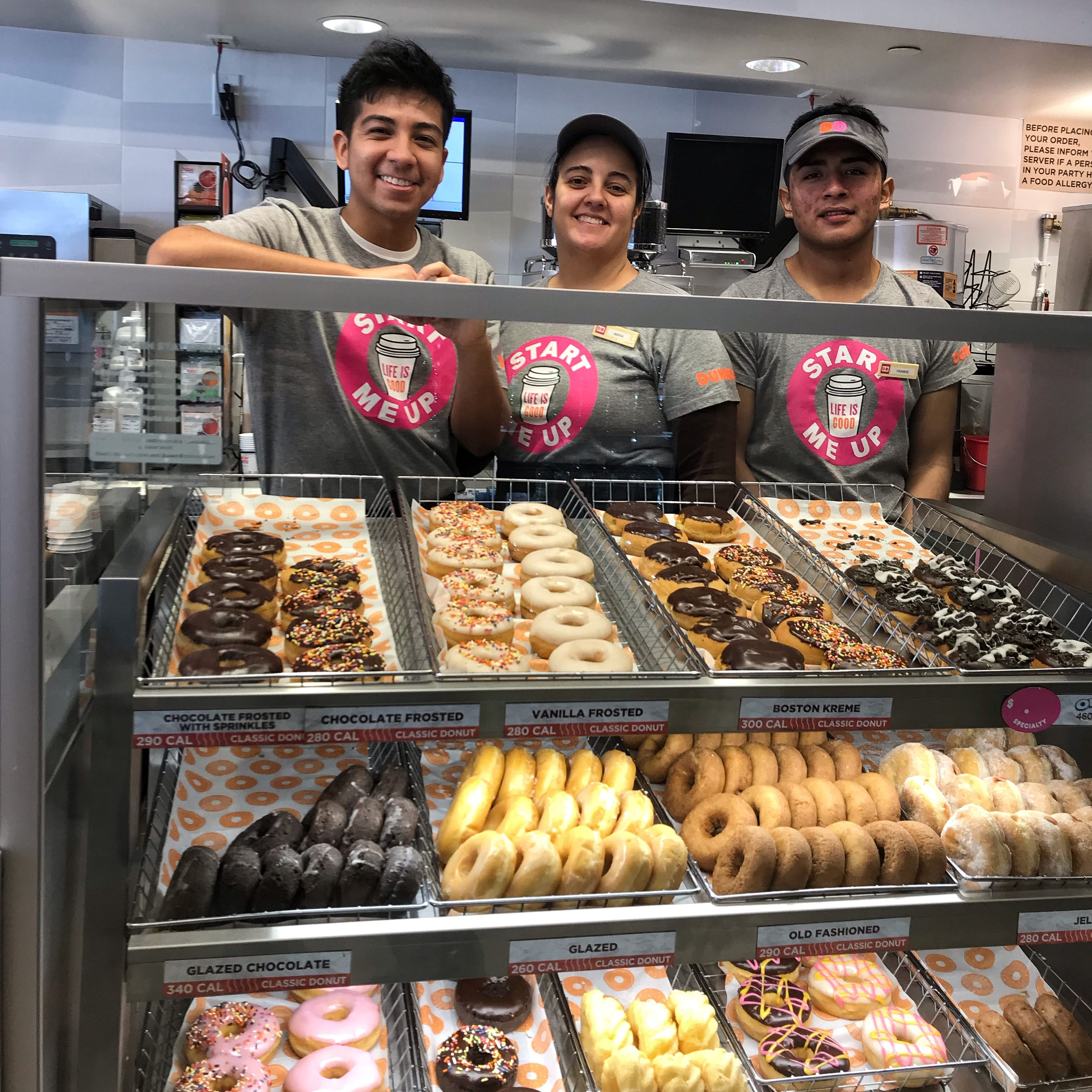 First Next Generation Dunkin' Donuts opens in Westchester
