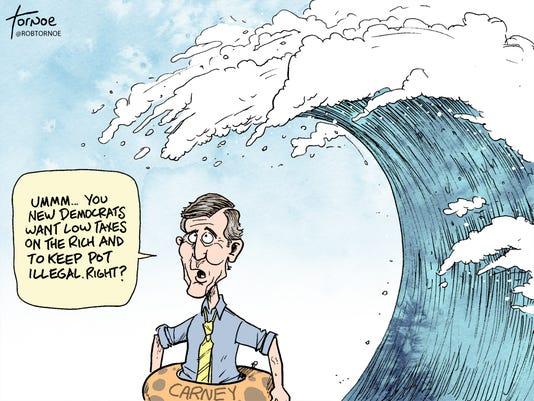Tornoe Carney Wave Fix