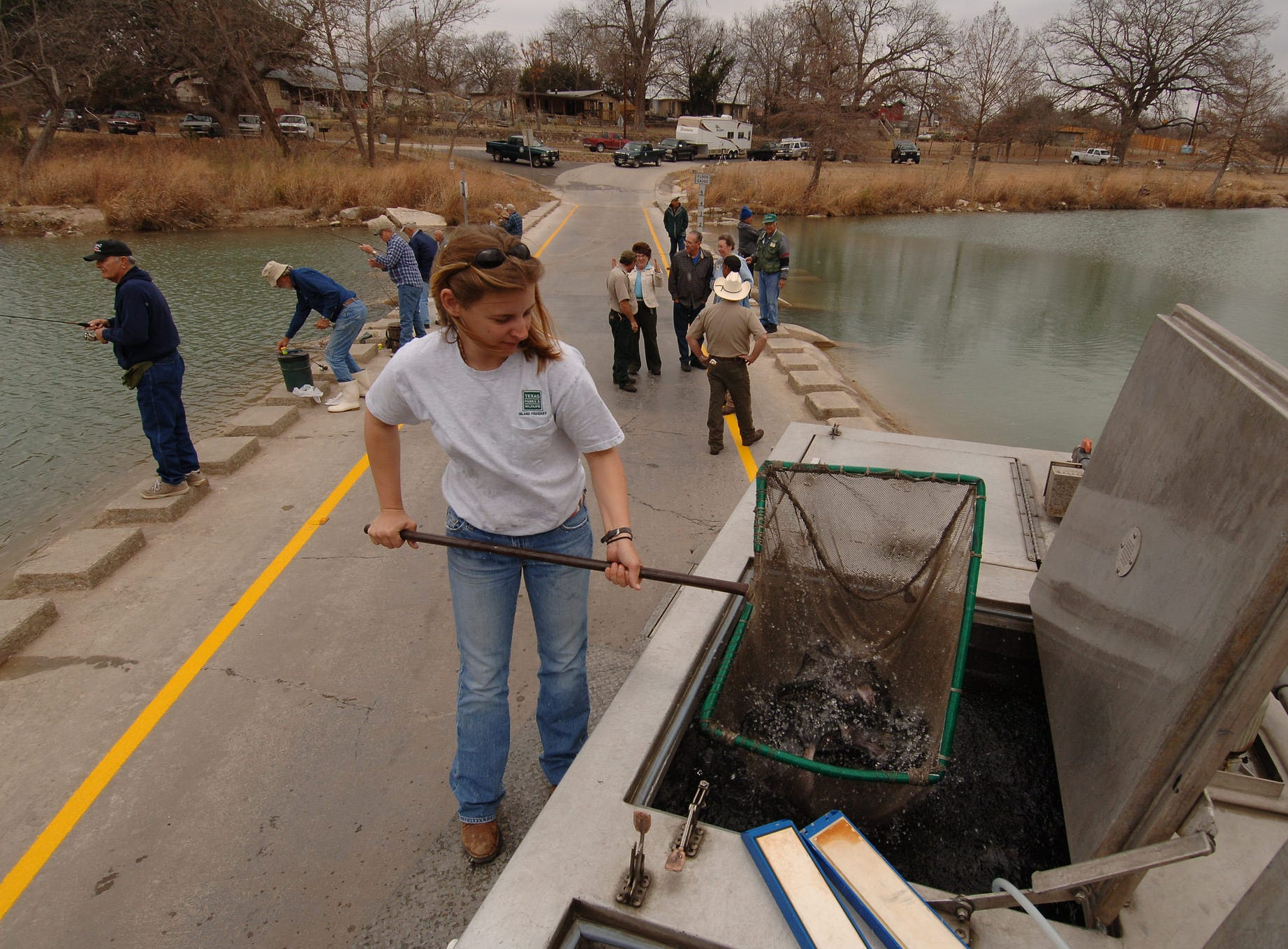 Rainbow trout stocking to begin in Texas Nov. 30