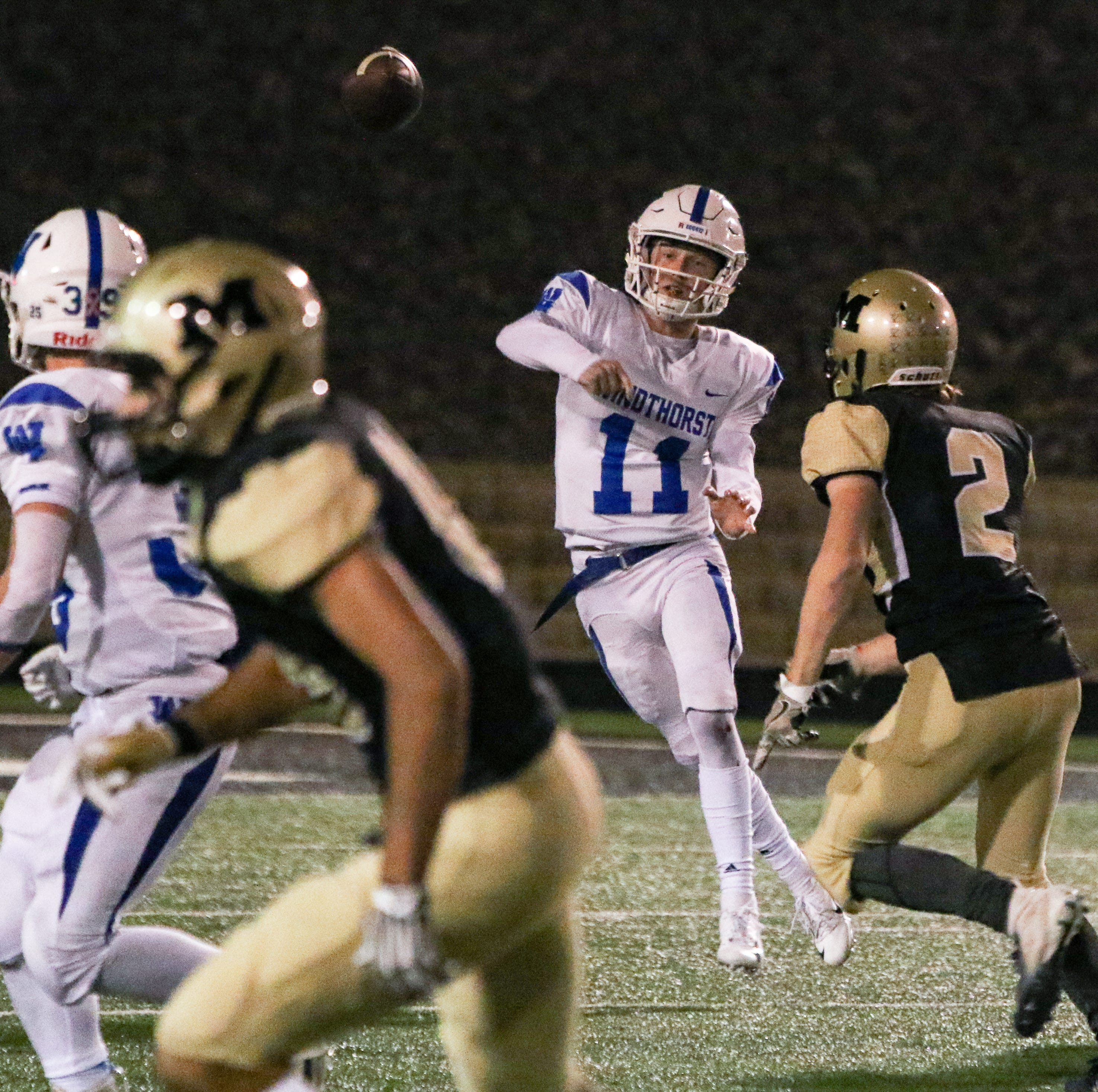Windthorst regroups to dismantle Memphis in second half for bi-district victory