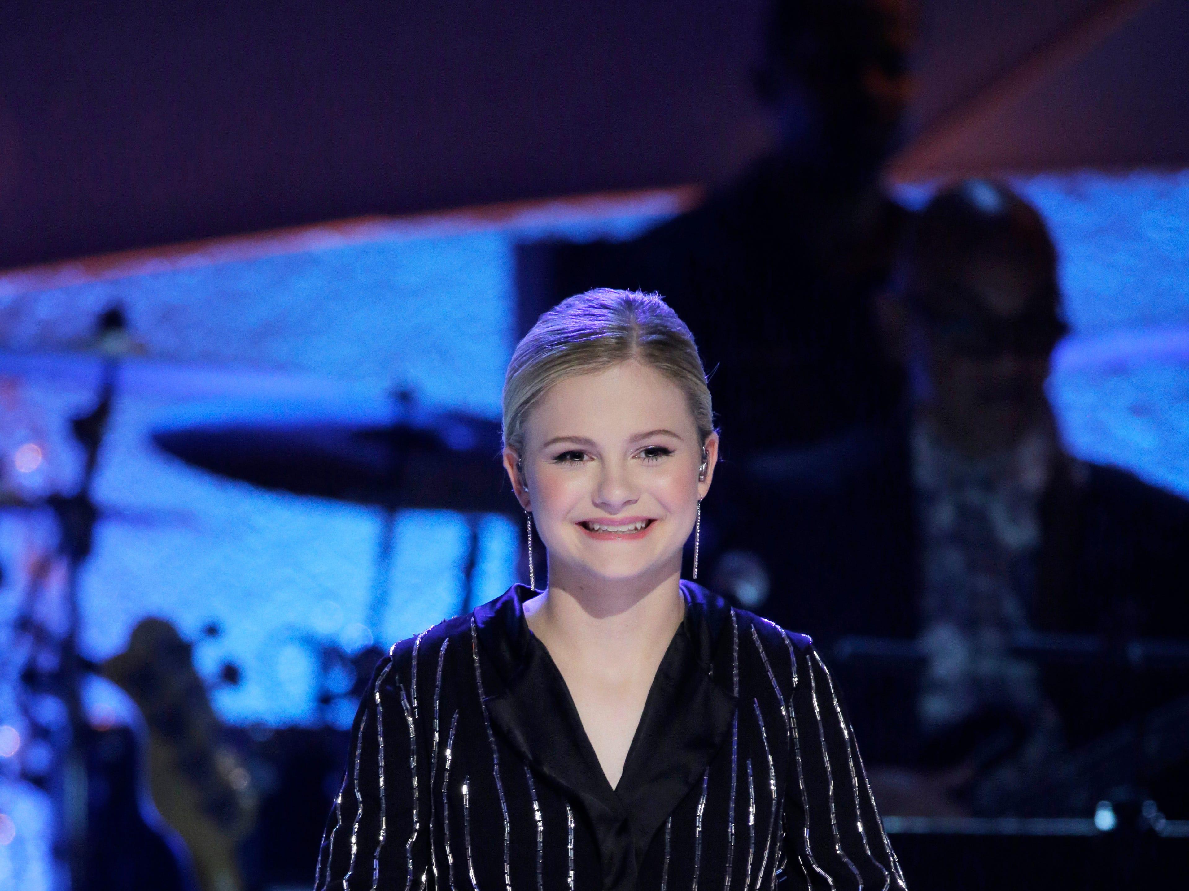 """Darci Lynne: My Hometown Christmas"" (NBC, Dec. 11, 9 EST/PST)"