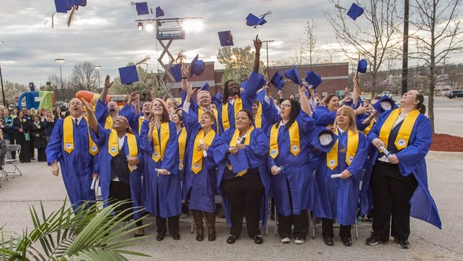 Walmart supports its associates through education, training and personal growth.