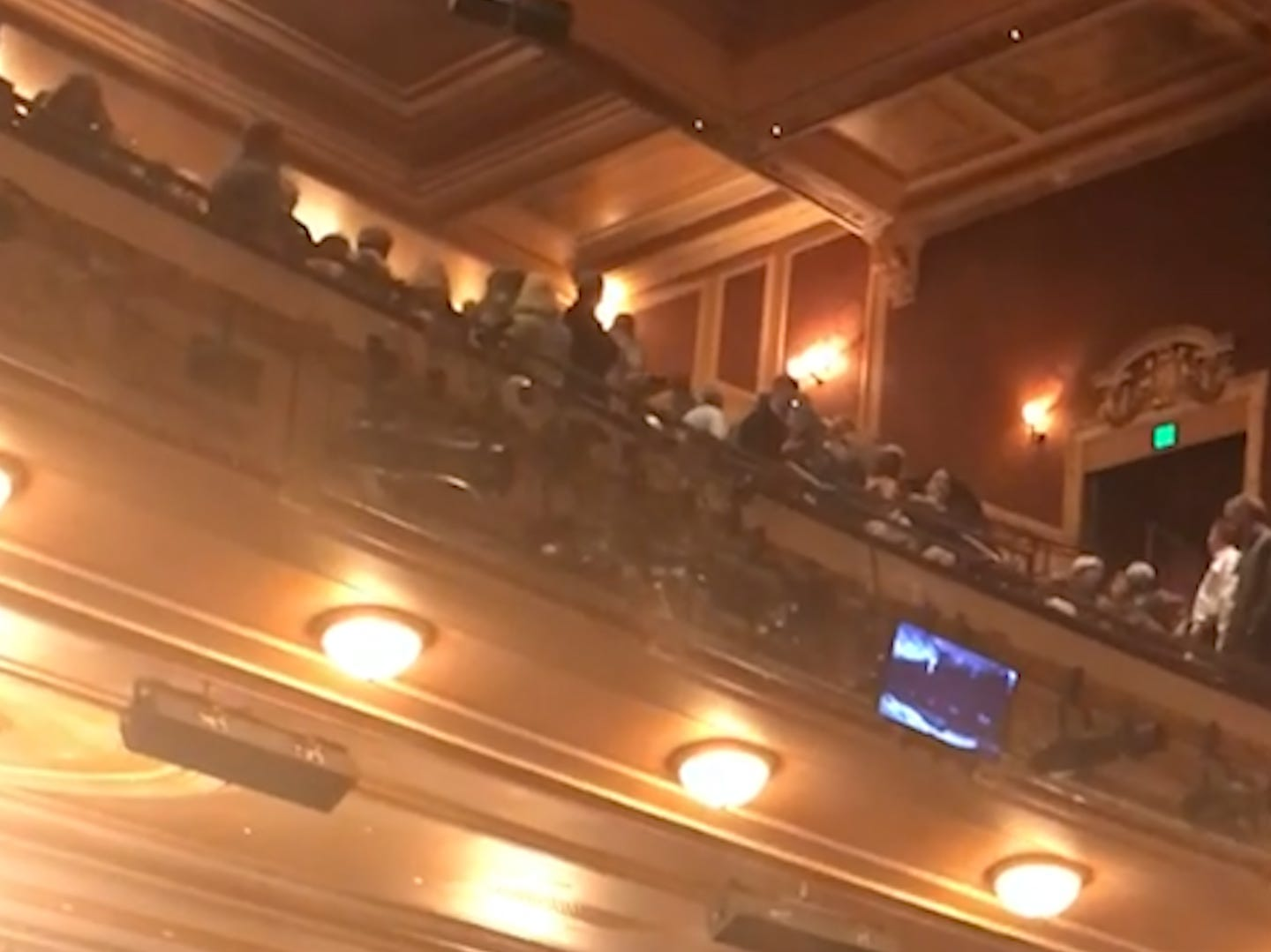 Man who yelled 'Heil Hitler, Heil Trump' at 'Fiddler on the Roof': 'I'm so embarrassed'