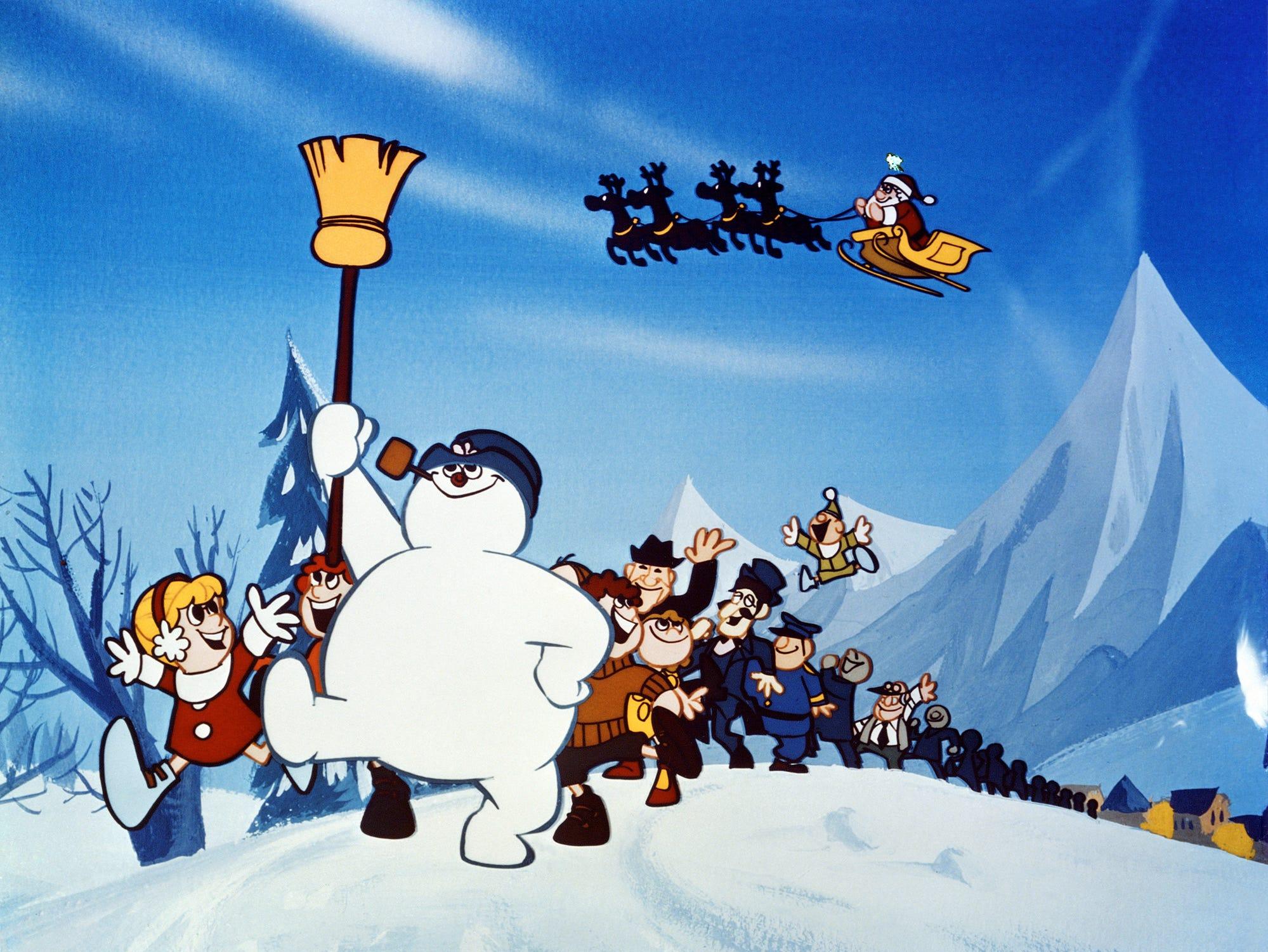 """Frosty the Snowman"" (CBS, Nov. 23, 8 EST/PST)"