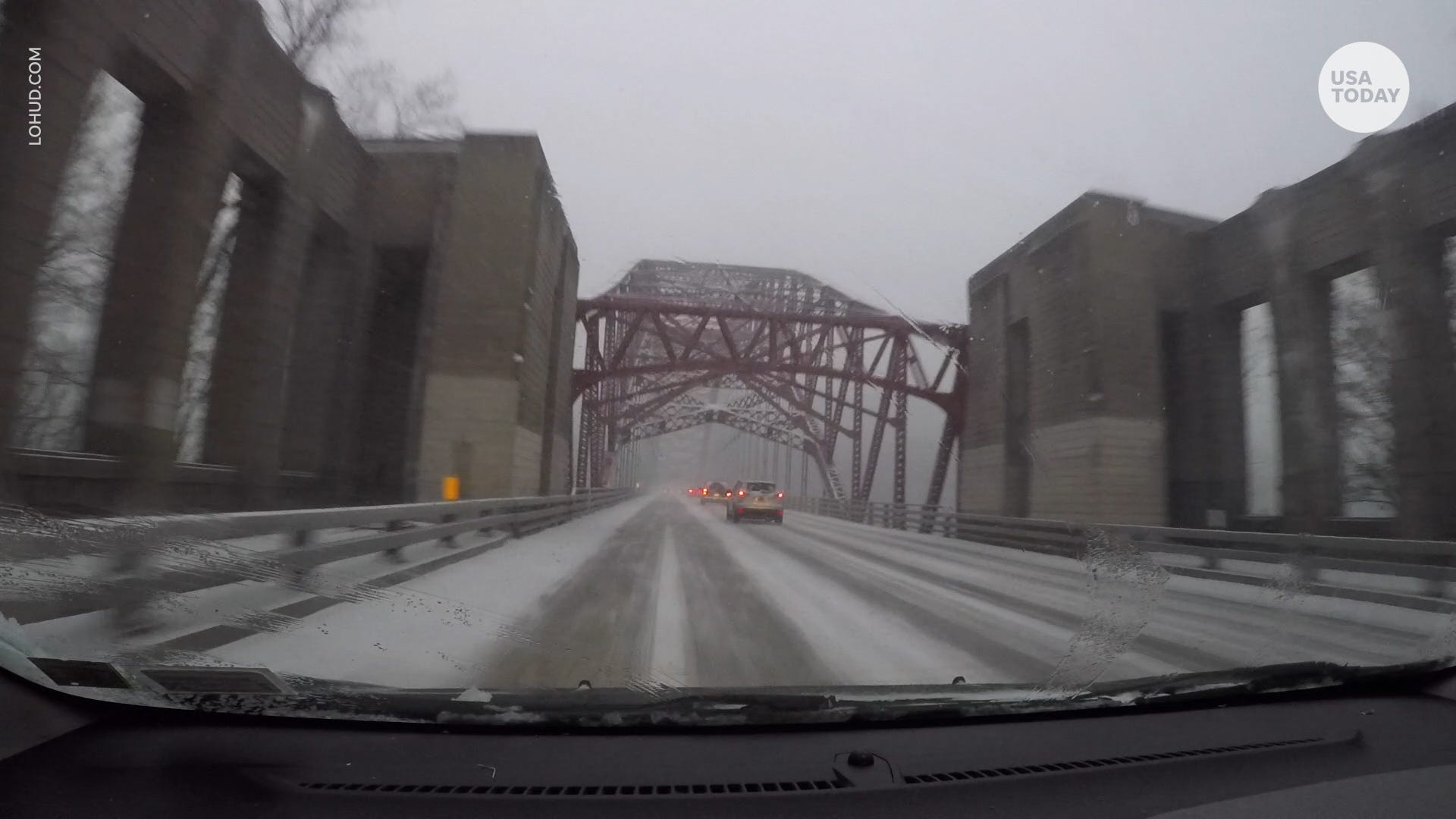 Winter storm: Hellish commute for New York, New Jersey