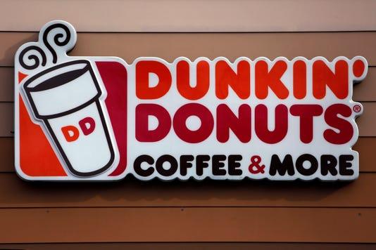 Ap Dunkin Donuts Name Change F File Usa Pa