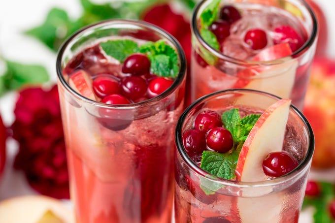 Noel Spritzer Cocktail