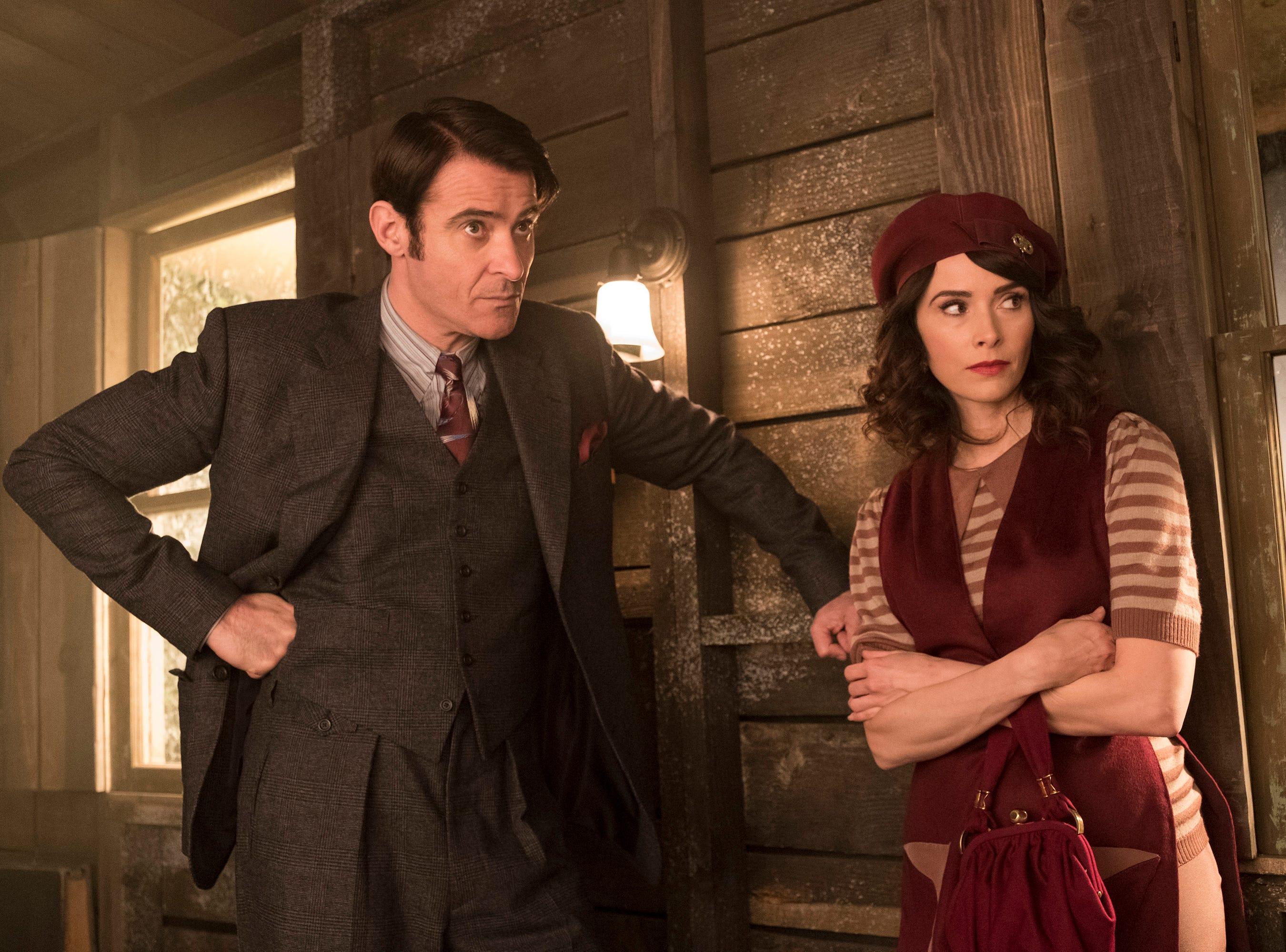 """""""Timeless"""" (NBC, Dec. 20, 8 EST/PST)"""