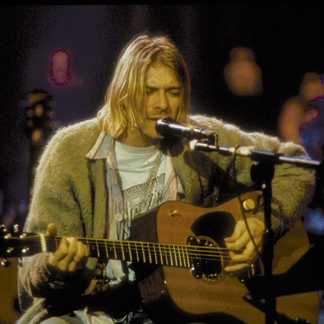 "As Nirvana's ""MTV Unplugged"" turns 25, it's still the best live album of a generation"