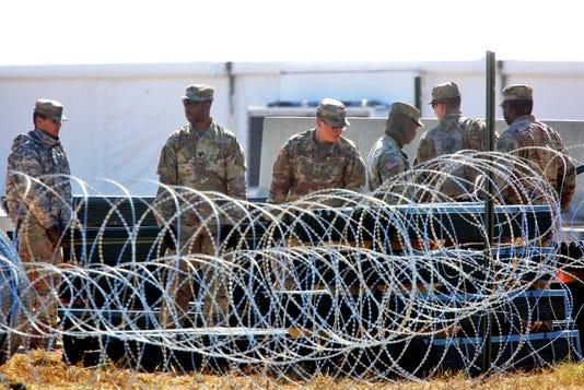 Ap Mattis Border A I Usa Tx